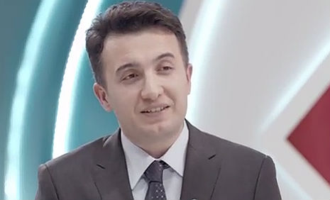T�rkiye Finans Reklam�'nda, oyuncumuz Ali Y�lmaz, rol ald�.