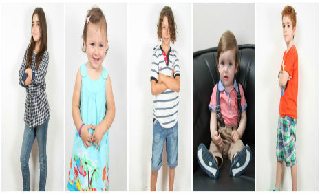 Wonder Kids �ocuk Giyim foto�raf �ekiminde fotomodellerimiz Arda Bozkurt, Cemre Duman, Egemen T�ra�, Emir Efe ��rd�k ve Ya�mur Seyhan yer ald�.