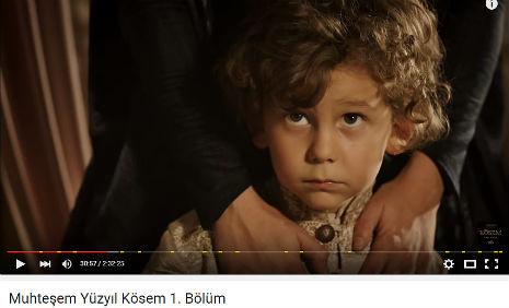 Muhte�em Y�zy�l K�sem Tv Dizisi'nde oyuncumuz Alihan T�rkdemir, 1 sezon rol alacakt�r.