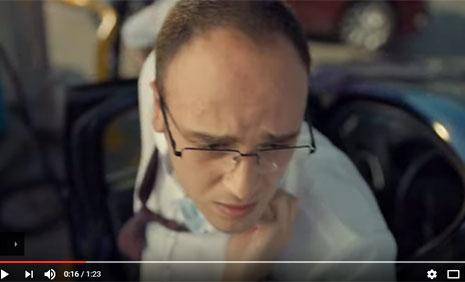 Otogaz Aygaz Reklam Filminde Oyuncular�m�z, Berfin Tulay, Ece Bi�ici ve Emre Can Tekg�l Yer Ald�lar