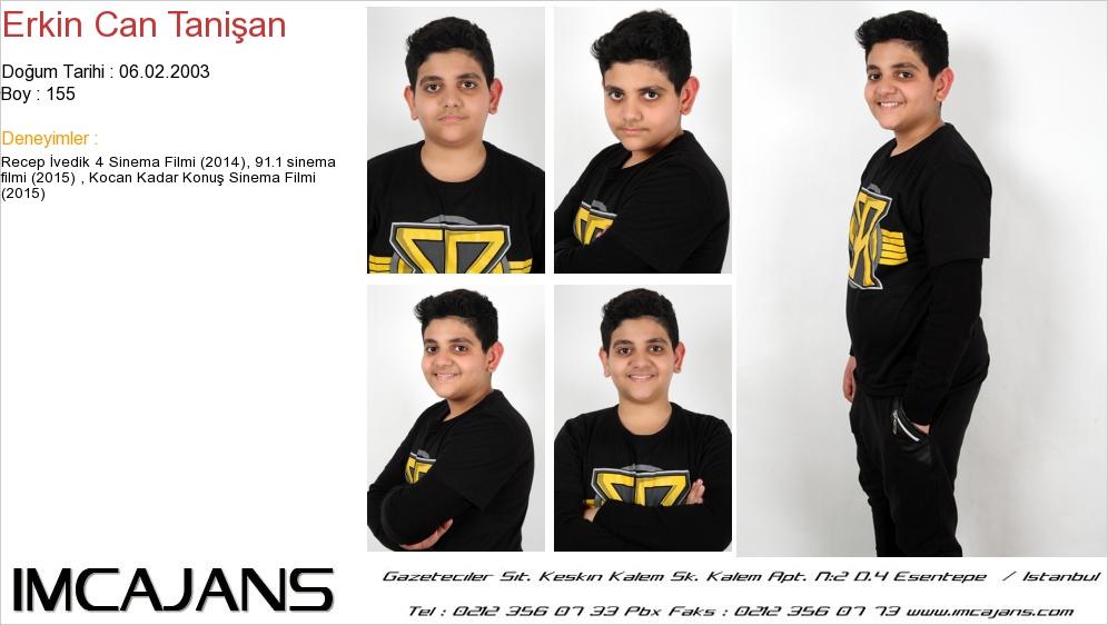 Erkin Can Tani�an