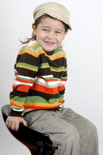 Turkcell 3 G Tv ve Jenerik Reklamý'nda, çocuk oyuncumuz Arda Taþarcan, rol aldý. - IMC AJANS