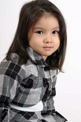 Omo Tv Reklamý'nda, çocuk oyuncumuz Sahra Mina Sim, rol aldý. - IMC AJANS