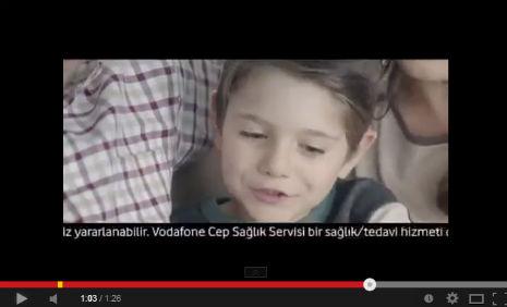 Vodafone\'la Mucizeler Reklamý\'nda, oyuncularýmýz Duru Gürdal,  Ersoy Poyraz Kazlý, Hakan Bal rol aldý. - IMC AJANS