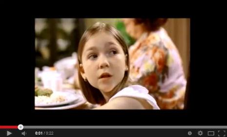 Uludað Limonata Tv Reklamý'nda, oyuncumuz Miraslava Akay, rol aldý. - IMC AJANS