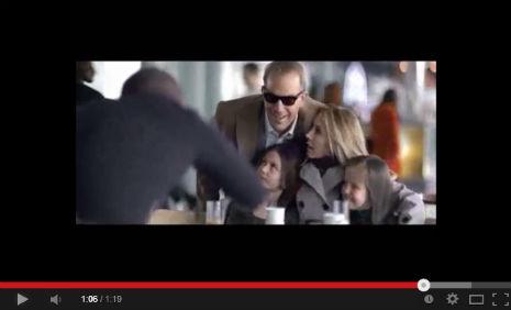Türk Hava Yollarý Tv Reklamý'nda, çocuk oyuncularýmýz Burcu Tuna ve Melis Gökçe Bodur, rol aldý. - IMC AJANS