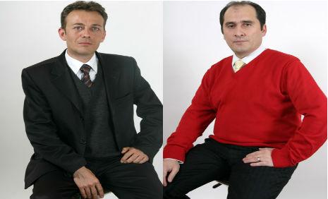 Gece Gündüz Tv Dizisi'nde rol alan oyuncularýmýz:Hakan Demirer, Tekin Aktaþ, Hakan Gökhan Erdil. - IMC AJANS