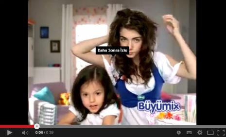 Sütaþ Baby Mix ve Sütaþ Büyümix Tv Reklamý'nda, çocuk oyuncularýmýz rol aldý. - IMC AJANS