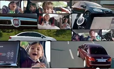 Fiat Linea Akapella Reklamý'nda oyuncularýmýz Betül Sena Pusmaz, Beyza Nur Karadeniz, Demir Demirbaþ, Irmak Derin Öztürk, Mert Okumuþ, Nisa Sofia Aksongur rol aldý. - IMC AJANS