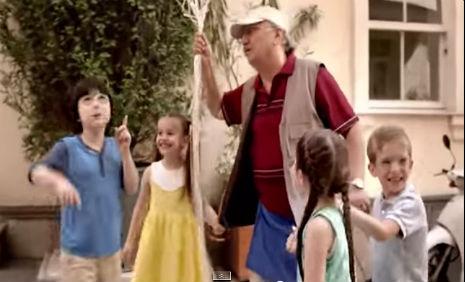 Vakýfbank Filenin Sultanlarý  Reklamýnda, oyuncularýmýz  Harun Yýldýz Alanur Çatal rol aldý, - IMC AJANS