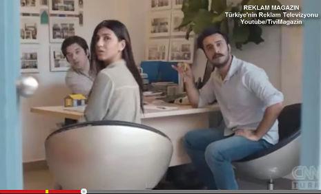 Sahibinden.com Reklamý'nda oyuncularýmýz Özcan Ünsal, Ali Aykul, Davut Çorak, Ahmet Ege Týraþ rol aldý. - IMC AJANS
