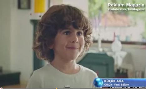 Royal Halý Reklamýnda oyuncumuz Arya Ergin, rol aldý.  - IMC AJANS