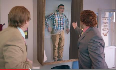 Mng Kargo Reklamý'nda, oyuncumuz Umut Engel rol aldý. - IMC AJANS