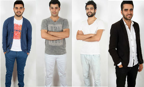 Suudi Arabistan'da yayýnlanan STC Gsm Reklamý'nda, kadromuzda bulunan Dersim Susal, Gökhan Beytor, Mustafa Kalan, Ümit Sever, rol aldý. - IMC AJANS