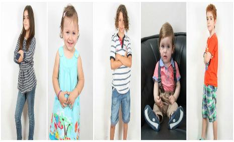 Wonder Kids Çocuk Giyim fotoðraf çekiminde fotomodellerimiz Arda Bozkurt, Cemre Duman, Egemen Týraþ, Emir Efe Çördük ve Yaðmur Seyhan yer aldý. - IMC AJANS