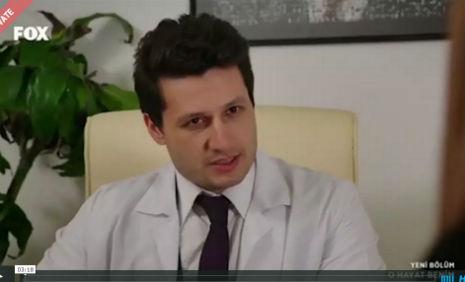 O Hayat Benim Dizisi'nde oyuncumuz Tamer Kýsaarslan rol aldý. - IMC AJANS