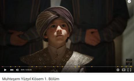 Muhteþem Yüzyýl Kösem Tv Dizisi'nin 1. bölümünde oyuncumuz Demir Demirbaþ rol aldý. - IMC AJANS