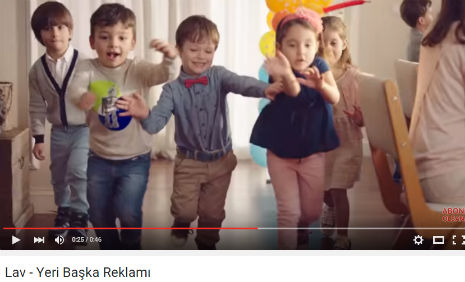 Lav Bardak Reklamý'nda oyuncumuz Ali Mehmetefendioðlu, rol aldý. - IMC AJANS