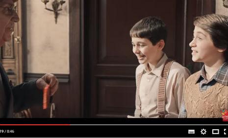 Nestle 150. Yýl Reklamý'nda oyuncularýmýz Altan Berk Çiçekmekik, Beril Özgür rol aldý. - IMC AJANS