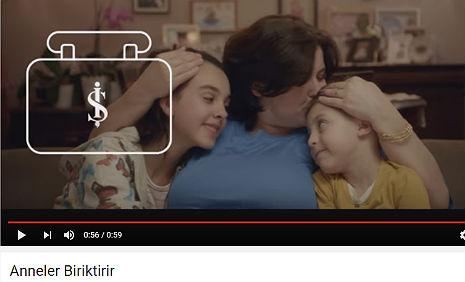 Ýþ Bankasý Anneler Biriktirir Reklamý'nda oyuncumuz Burcu Selin Yazýcý rol aldý. - IMC AJANS
