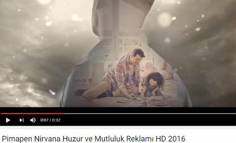 Pimapen Reklamý'nda, oyuncumuz Deniz Durmaz, rol aldý. - IMC AJANS