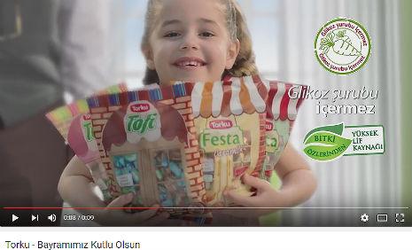 Torku Reklamý'nda oyuncumuz Lina Çelik, rol aldý. - IMC AJANS