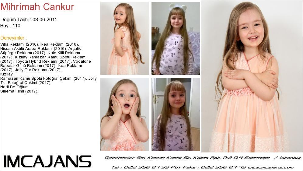 Çocuk Oyuncumuz Mihrimah Cankur, Ýkea Reklamýnda - IMC AJANS