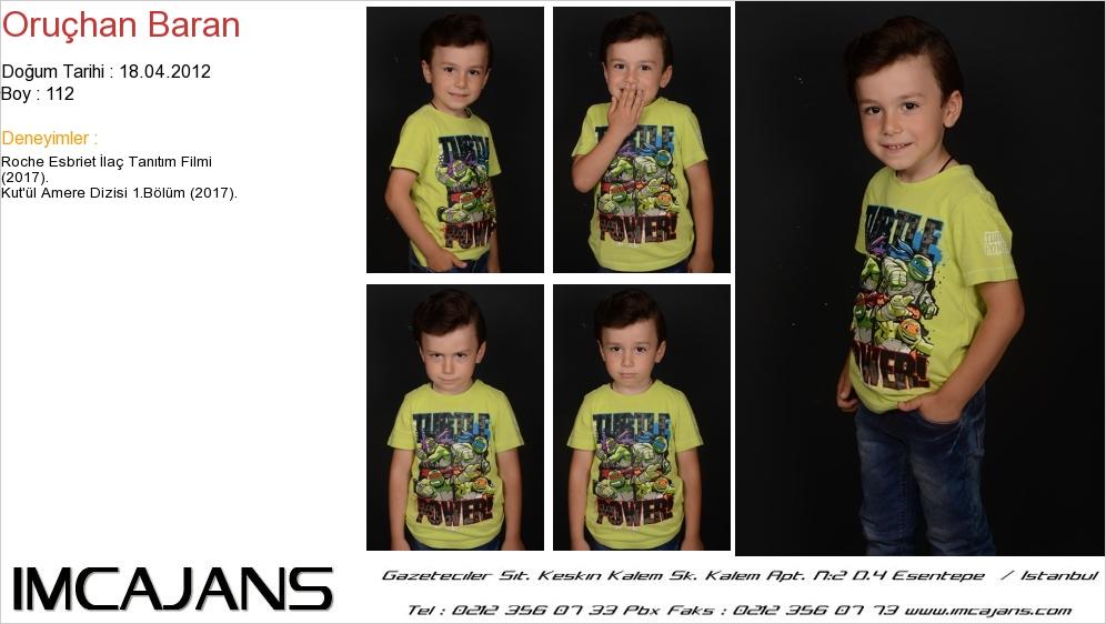 Çocuk oyuncumuz Oruçhan Baran, Mehmetçik Kut'ül-Amare dizisinde oynadý - IMC AJANS