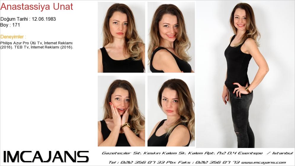 Philips Azur Pro Ütü Reklamý'nda oyuncumuz Anastassiya Unat, rol aldý. - IMC AJANS
