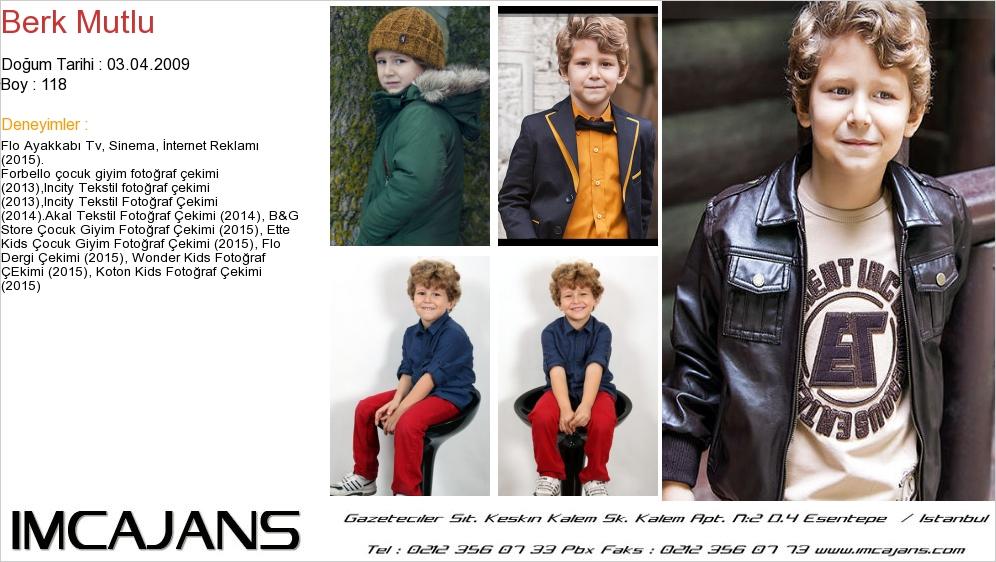 Koton Kids Fotoðraf Çekimi'nde fotomodelimiz Berk Mutlu yer aldý. - IMC AJANS