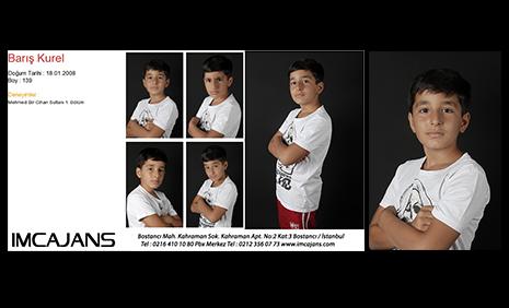 Çocuk oyuncumuz Barýþ Kurel Mehmet Dizisinde Rol Aldý - IMC AJANS
