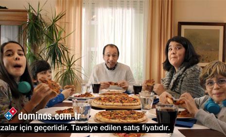 Dominos Bol Malzemos Reklam Filminde Oyuncumuz Hakan Bal Rol Aldý - IMC AJANS
