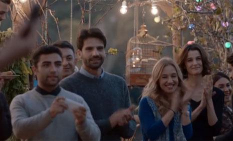 Ferzan Özpetek El Amore Video Klibinde Oyuncumuz Doðukan Eryýlmaz Rol Aldý - IMC AJANS