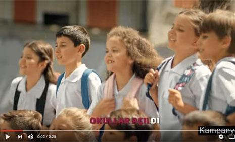 Fiat Ducato Reklam'ýnda Oyuncumuz, Ece Mat Yer Almýþtýr. - IMC AJANS
