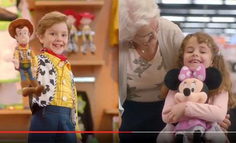 Disney Teknosa Reklamý'nda Oyuncularýmýz Lina Çelik ve Berke Karabýyýk Rol Almýþtýr - IMC AJANS