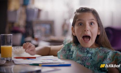 Ýstikbal 60. Yýl Reklam Filminde Çocuk Oyuncularýmýz Yaðmur Görk ve Batuhan Davutoðlu Rol Aldý - IMC AJANS