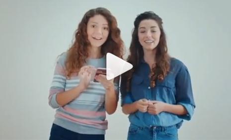 Letgo reklamýnda oyuncumuz Cansýn Ayvaz rol aldý - IMC AJANS