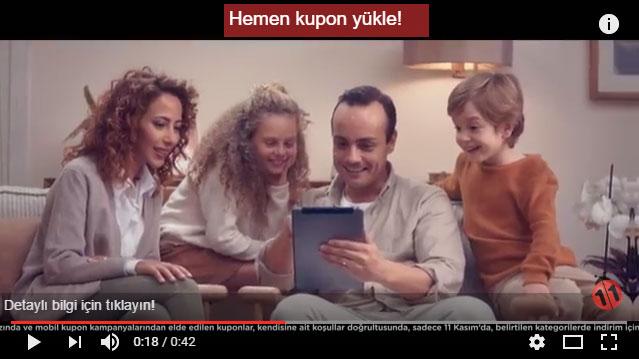 n11 Reklamýnda Çocuk Oyuncumuz Berke Karabýyýk Yer Aldý - IMC AJANS