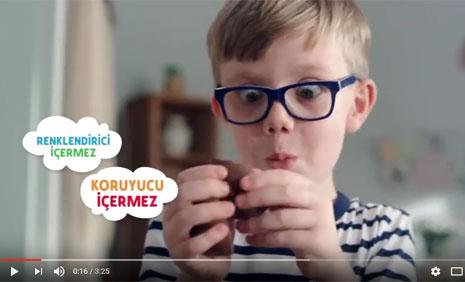 Ozmo Egg Uzay Macerasý Reklamýnda Çocuk Oyuncumuz Kerem Yýlmazelli Rol Aldý - IMC AJANS