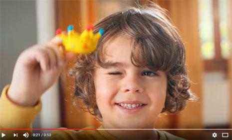 Çocuk Oyuncumuz Batuhan Davutoðlu Play-Dohh Reklam Filminde Rol Aldý - IMC AJANS