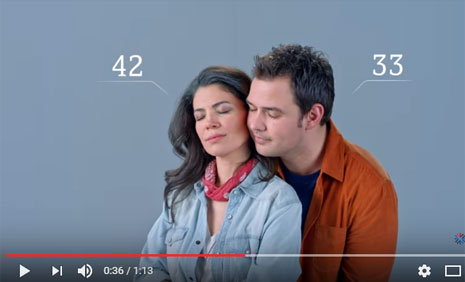 QNB Finansbank Sevgililer Günü Reklam Filminde Oyuncumuz Tuðsaval Karadeniz Rol Aldý - IMC AJANS