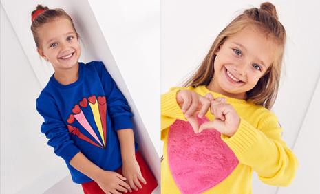 Trendyol Kids Fotoðraf Çekiminde Çocuk Modelimiz Miray Sarvan Yer Aldý - IMC AJANS