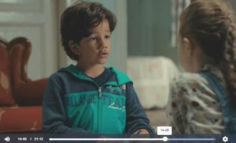 Çocuk Oyuncumuz Efe Özer, Kýzlarým Ýçin Dizisinde - IMC AJANS