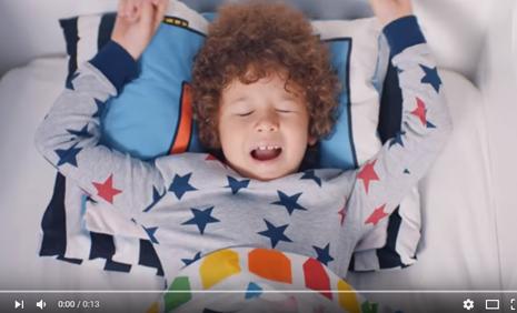 Çocuk Oyuncumuz Poyraz Süpçin, Ýkea Reklamýnda - IMC AJANS