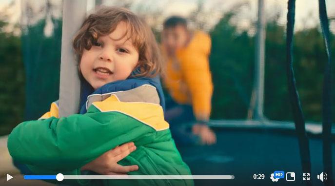 Çocuk oyuncumuz Ali Bilal Akýn, Ýkea Eve Gidelim reklamýnda rol aldý - IMC AJANS