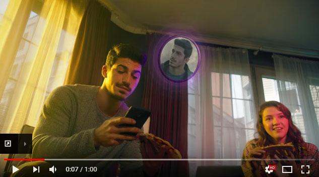 Oyuncumuz Beste Ýrem Akçayýr, Türk Telekom Selfie reklamýnda oynadý - IMC AJANS