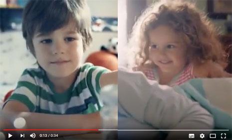 Vakýf Emeklilik 25 Yaþýnda Reklamýnda Çocuk Oyuncularýmýz Ahmet Mete Mumcu ve Almina Kahraman Rol Aldýlar - IMC AJANS