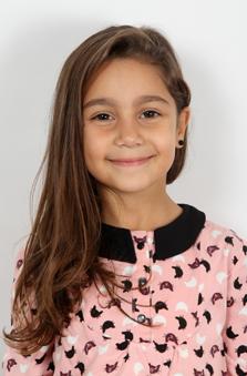 Kýz Çocuk Manken - Almina Aliipek