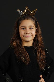 Kýz Çocuk Oyuncu - Almina Aliipek