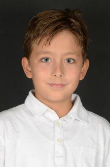9 Yaþ Erkek Çocuk Manken - Mustafa Aygör